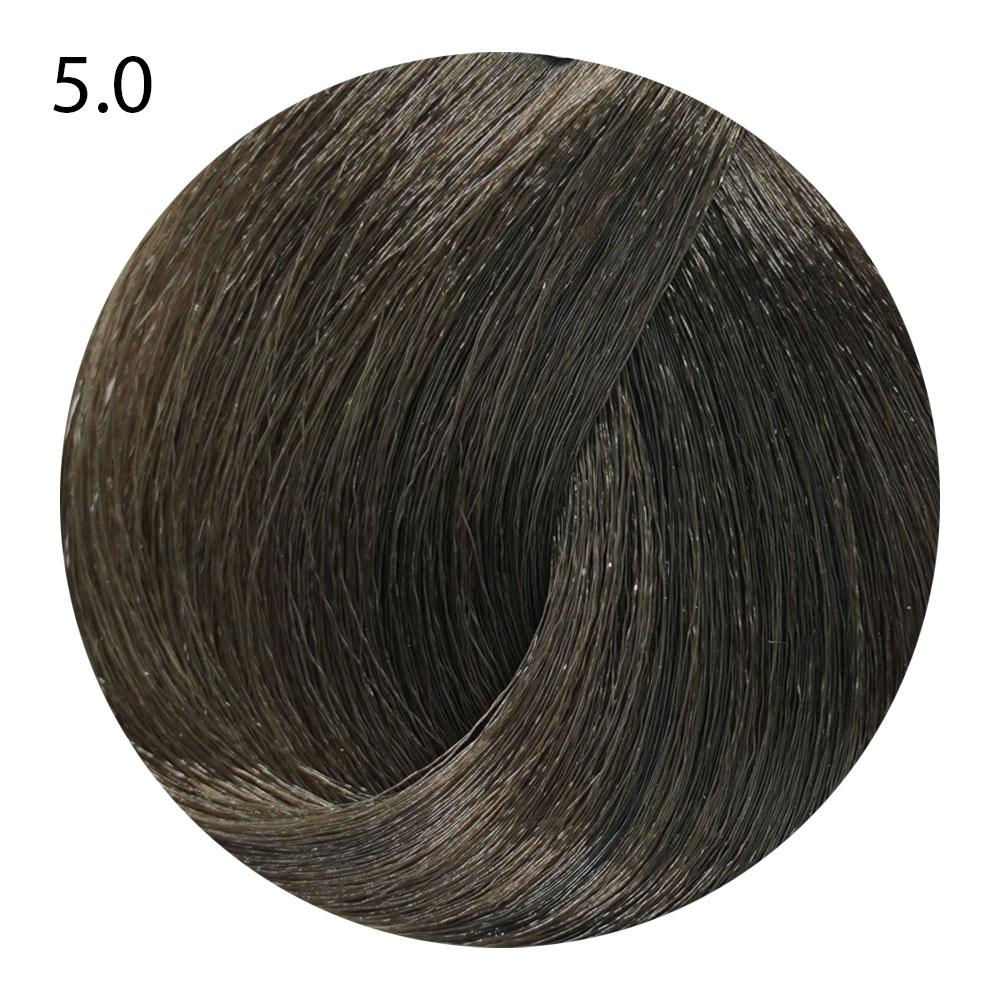 5.0 светло-каштановый без аммиака B.life color (100 ml)