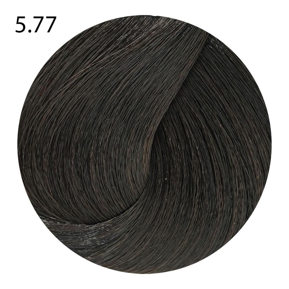 5.77 средний интенсивный коричневый кашемир без аммиака B.life color (100 ml)