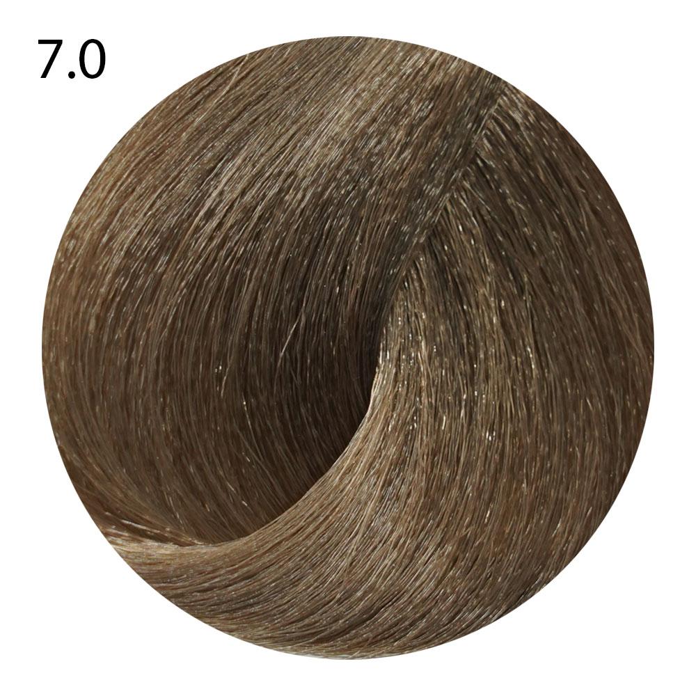 7.0 блондин без аммиака B.life color (100 ml)