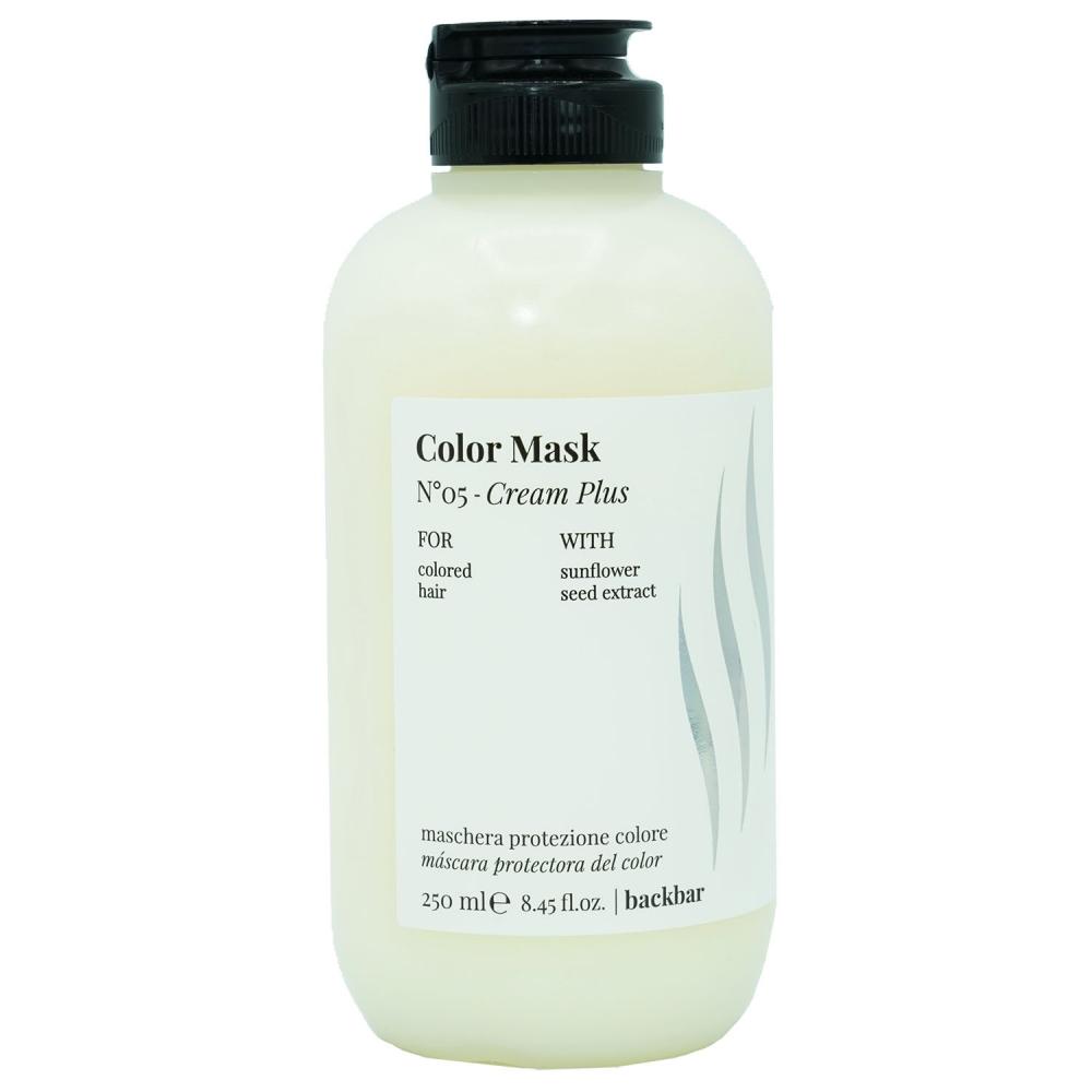 Back Bar №05 Легкая защитная маска для окрашенных волос 250 ml