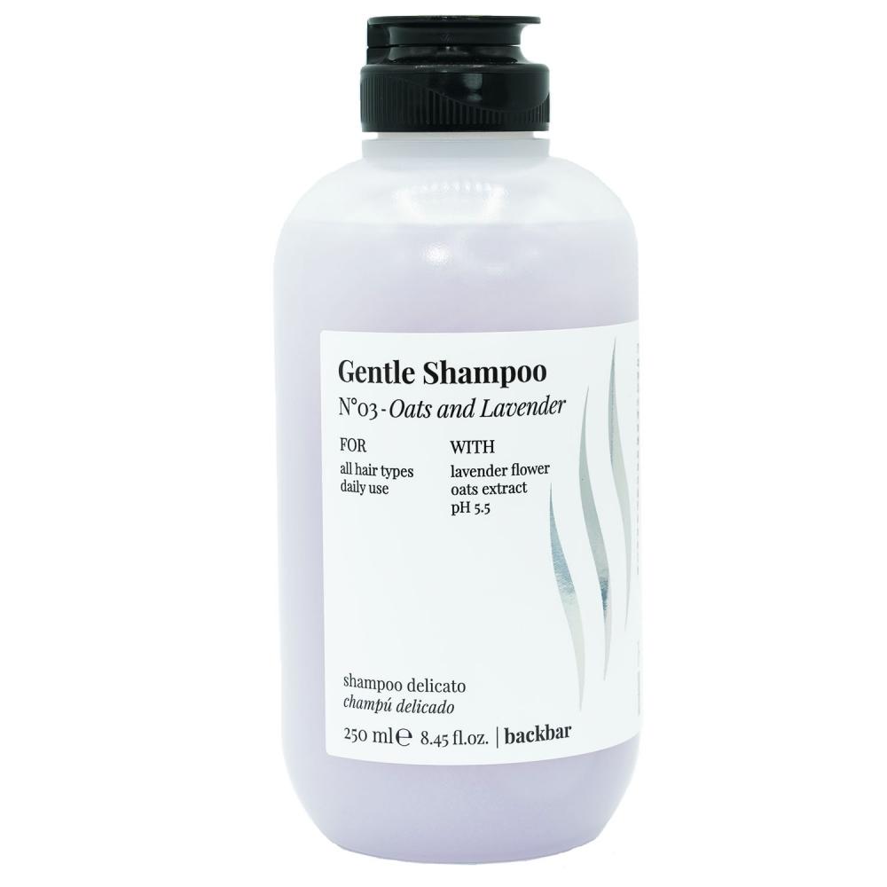 Back Bar №03 Нейтральный шампунь для всех типов волос 250 ml