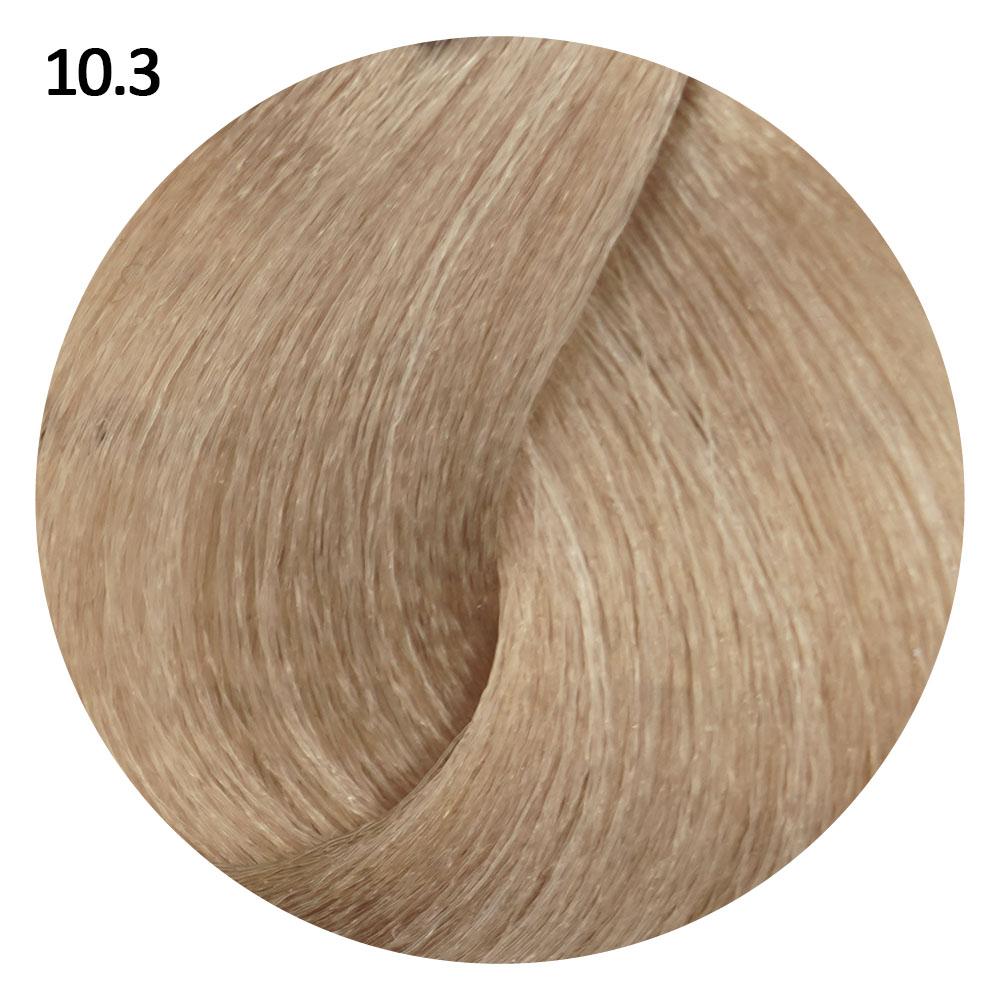 10.3 платиновый золотистый блондин EVE Experience 100 ml