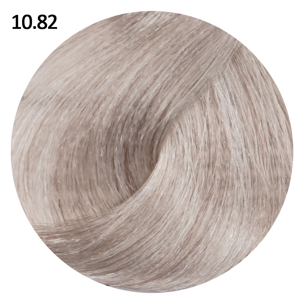 10.82 платиновый блондин коричнево-перламутровый EVE Experience 100 ml