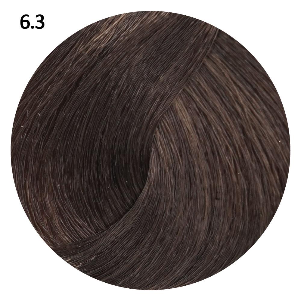 6.3 темный блондин золотистый EVE Experience 100 ml