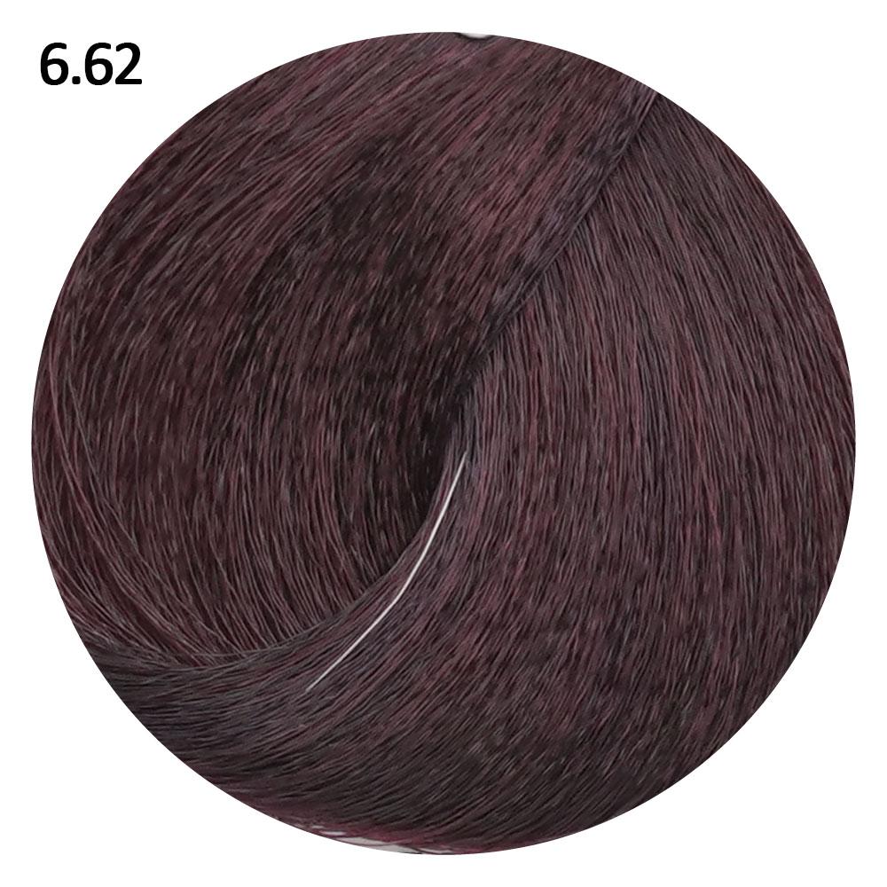 6.62 темный блондин фиолетово-красный EVE Experience 100 ml