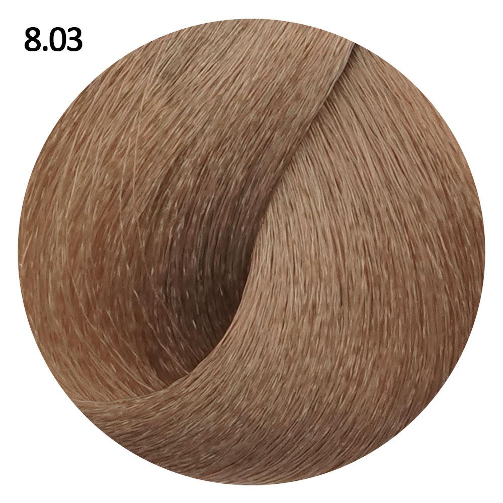 8.03 теплый светлый блондин EVE Experience 100 ml