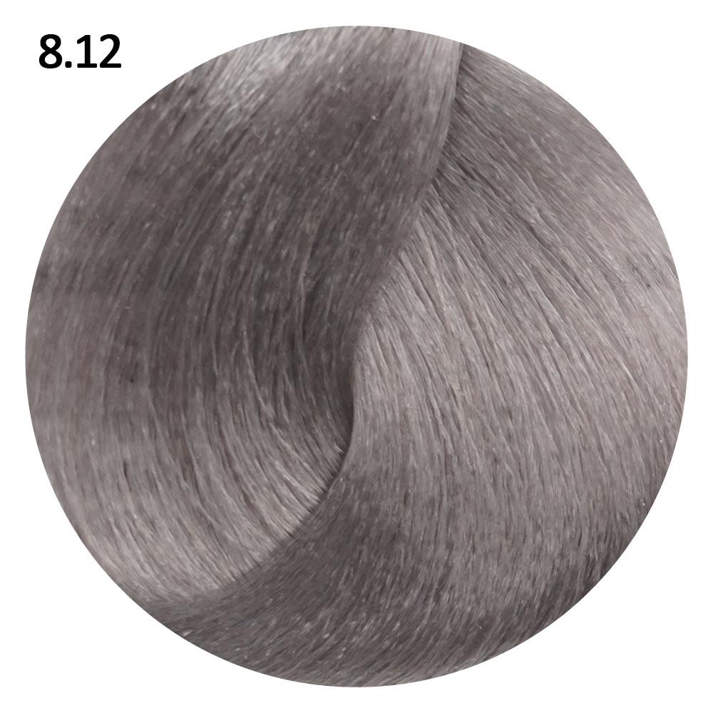 8.12 светлый блондин пепельно-перламутровый EVE Experience 100 ml