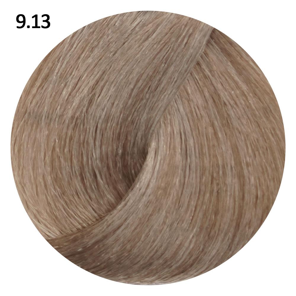 9.13 Очень светлый блондин пепельный-золотистый EVE Experience 100 ml