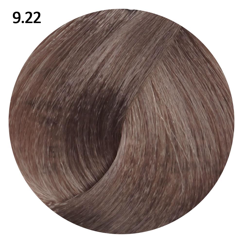 9.22 Очень светлый блондин розовый ирис EVE Experience 100 ml