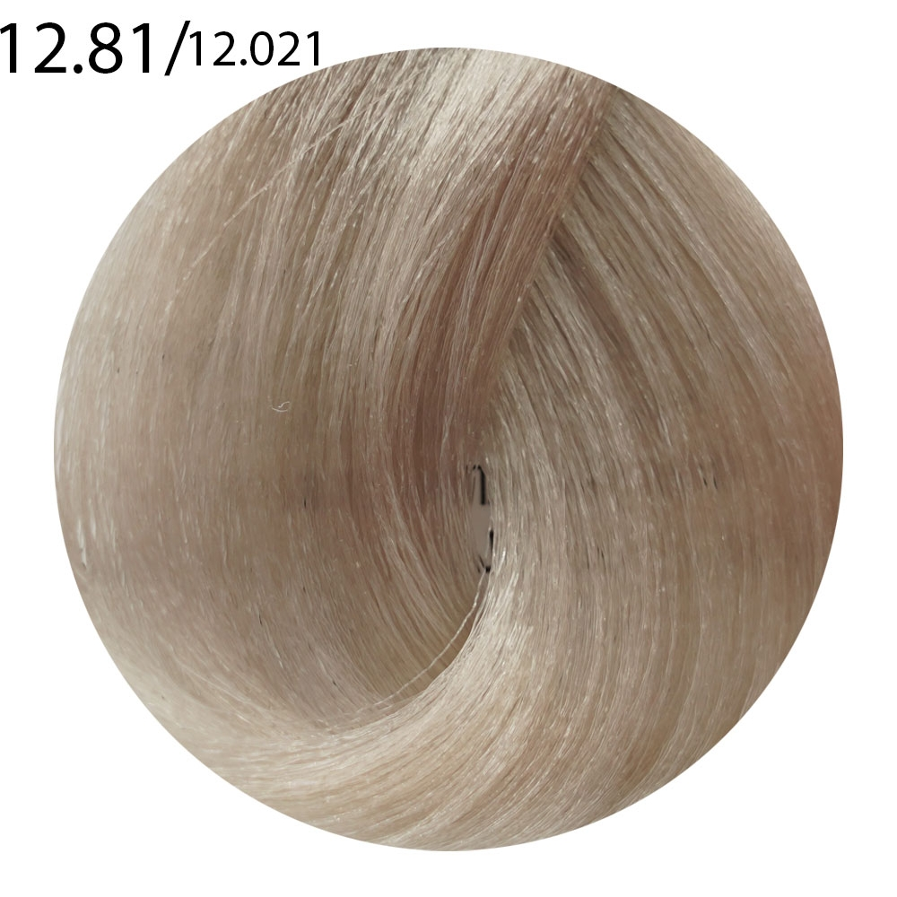 12.81 мерцающий платиновый, супер осветлитель Life Color Plus (100 мл)