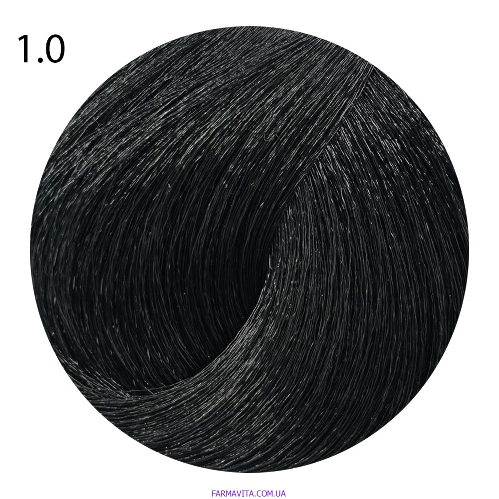 1.0 черный Suprema Color (60 ml)