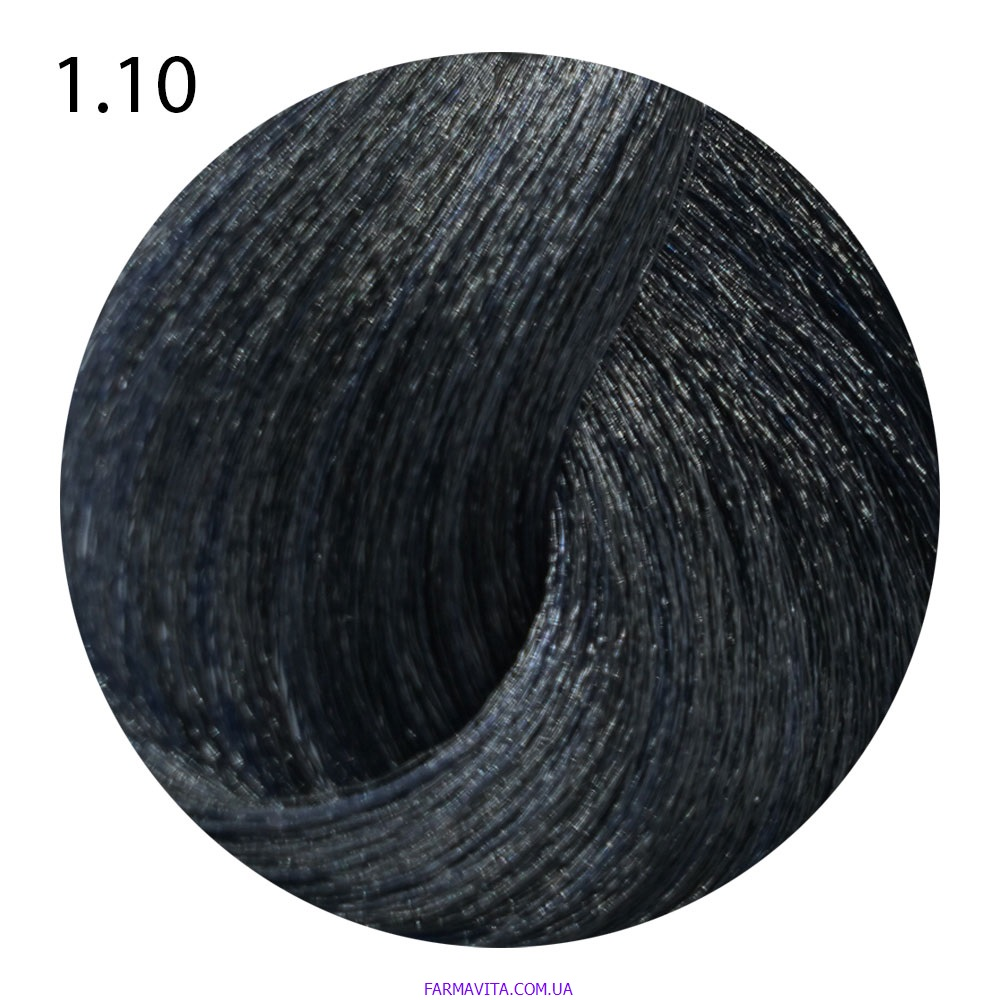 1.10 сине-черный Suprema Color (60 ml)