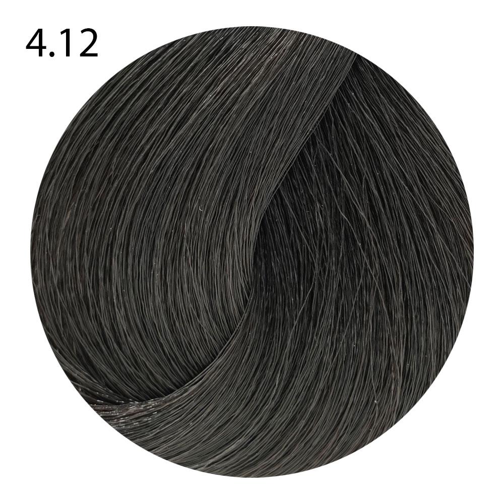 4.12 каштановый пепельный ирис Suprema Color (60 ml)