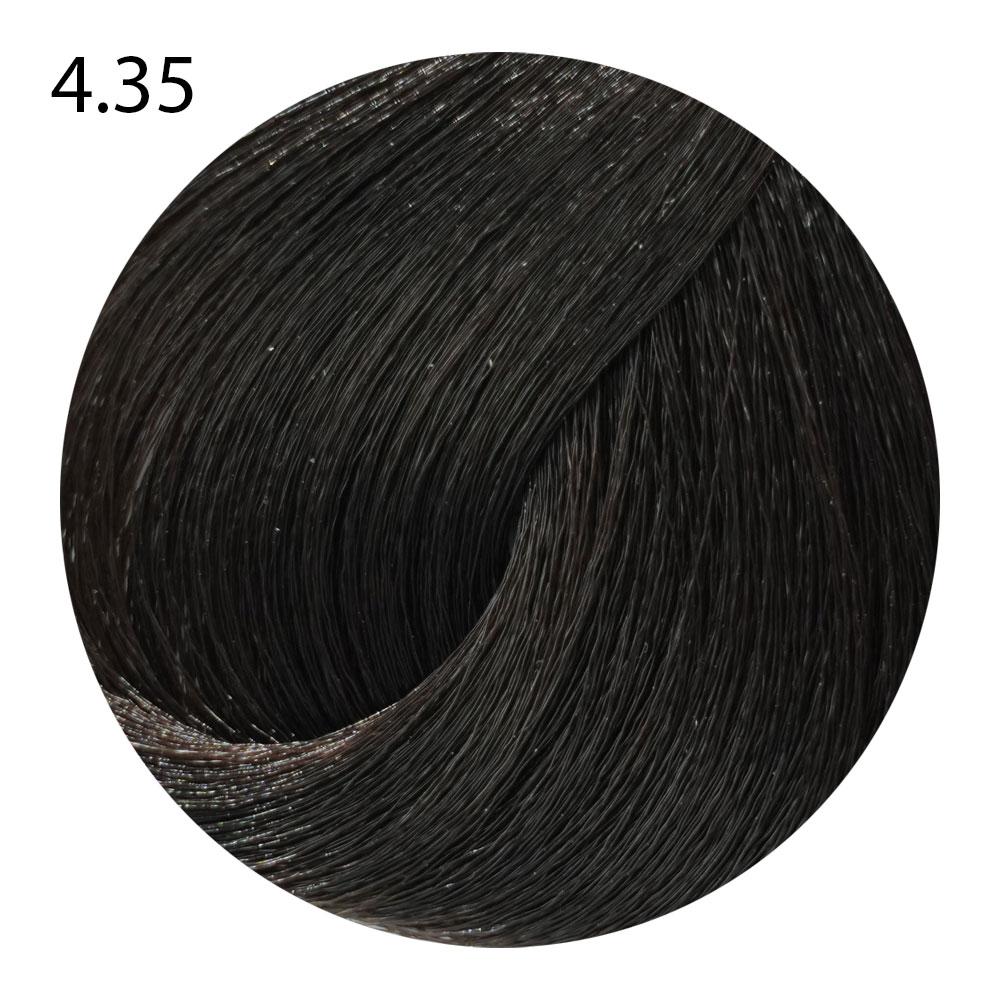 4.35 каштановый шоколадный Life Color Plus (100 мл)