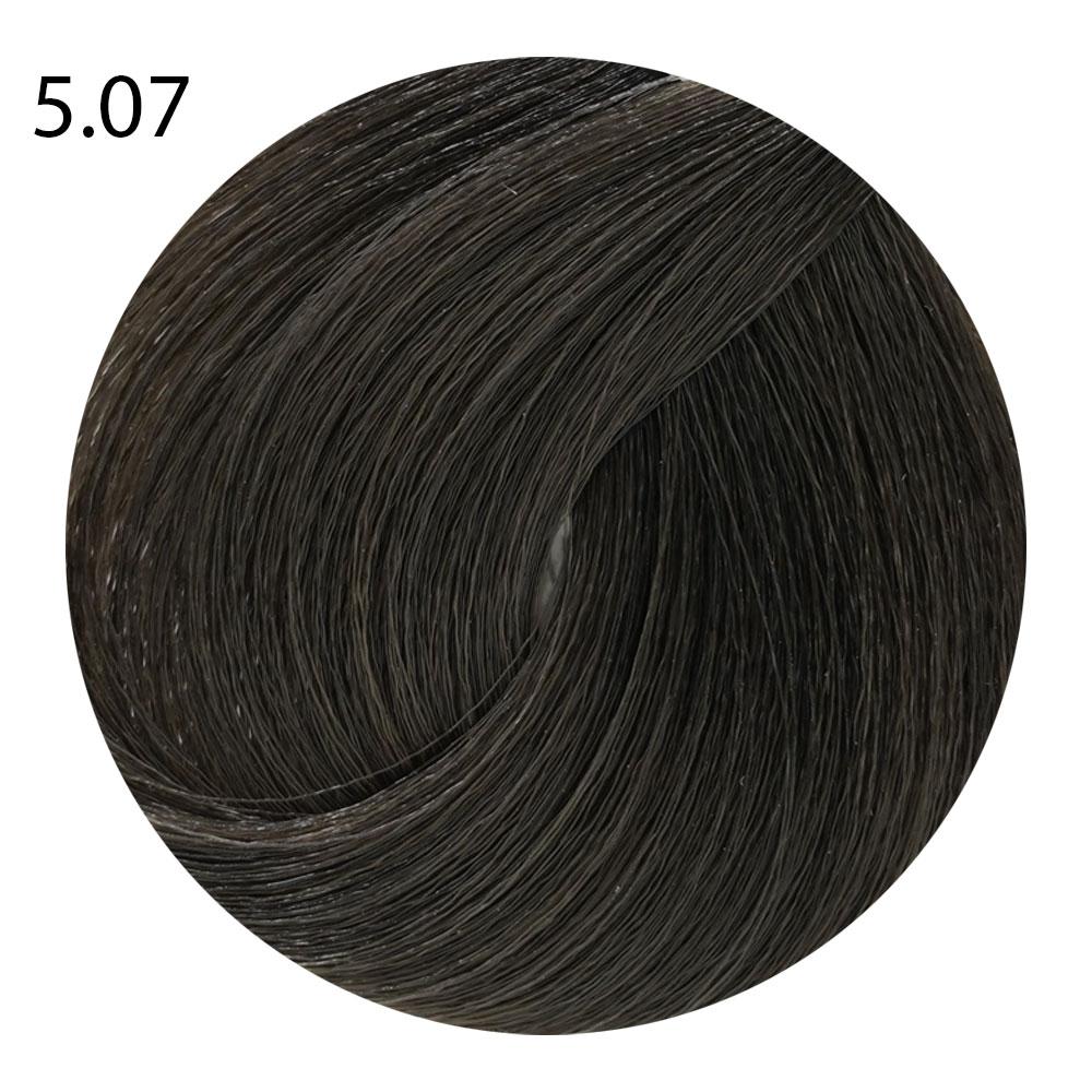 5.07 холодный светло-каштановый Life Color Plus (100 мл)