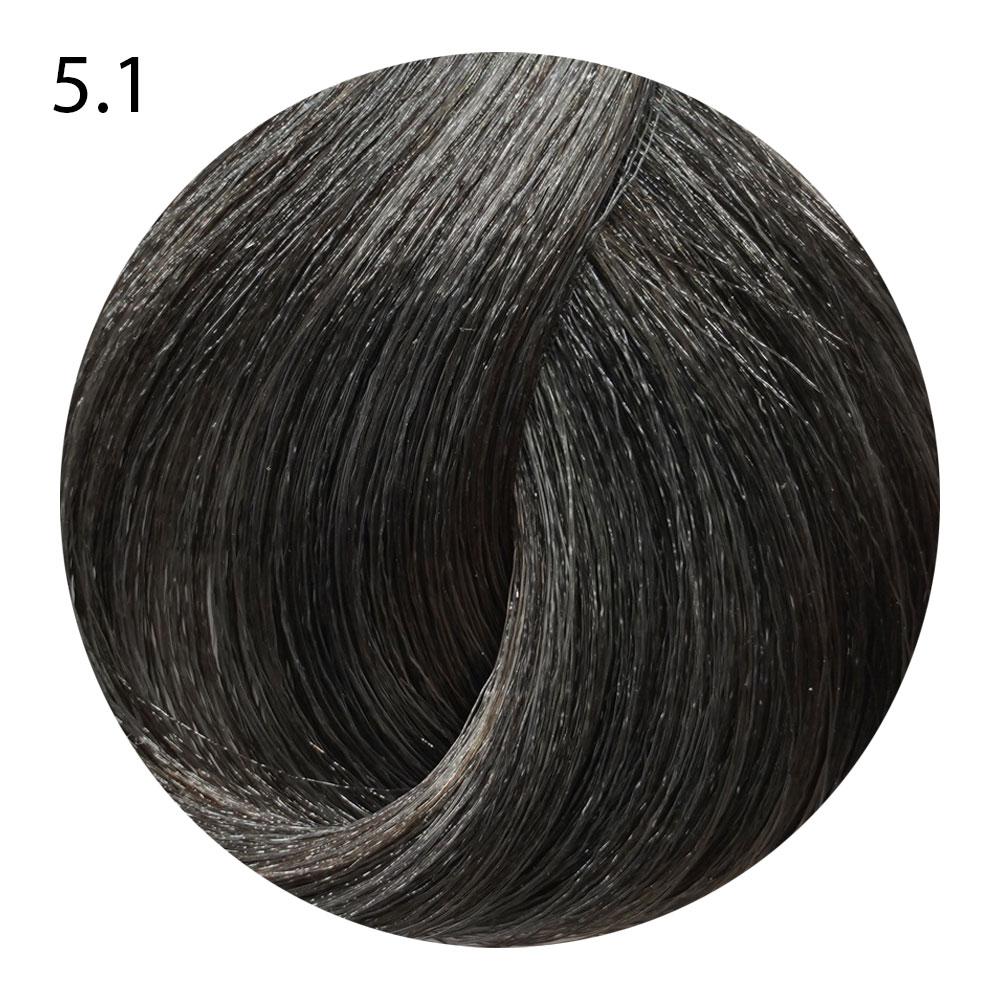 5.1 светло-каштановый пепельный Suprema Color (60 ml)