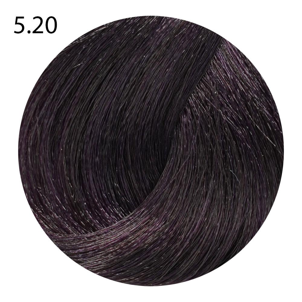 5.20 светло- каштановый ирис Suprema Color (60 ml)