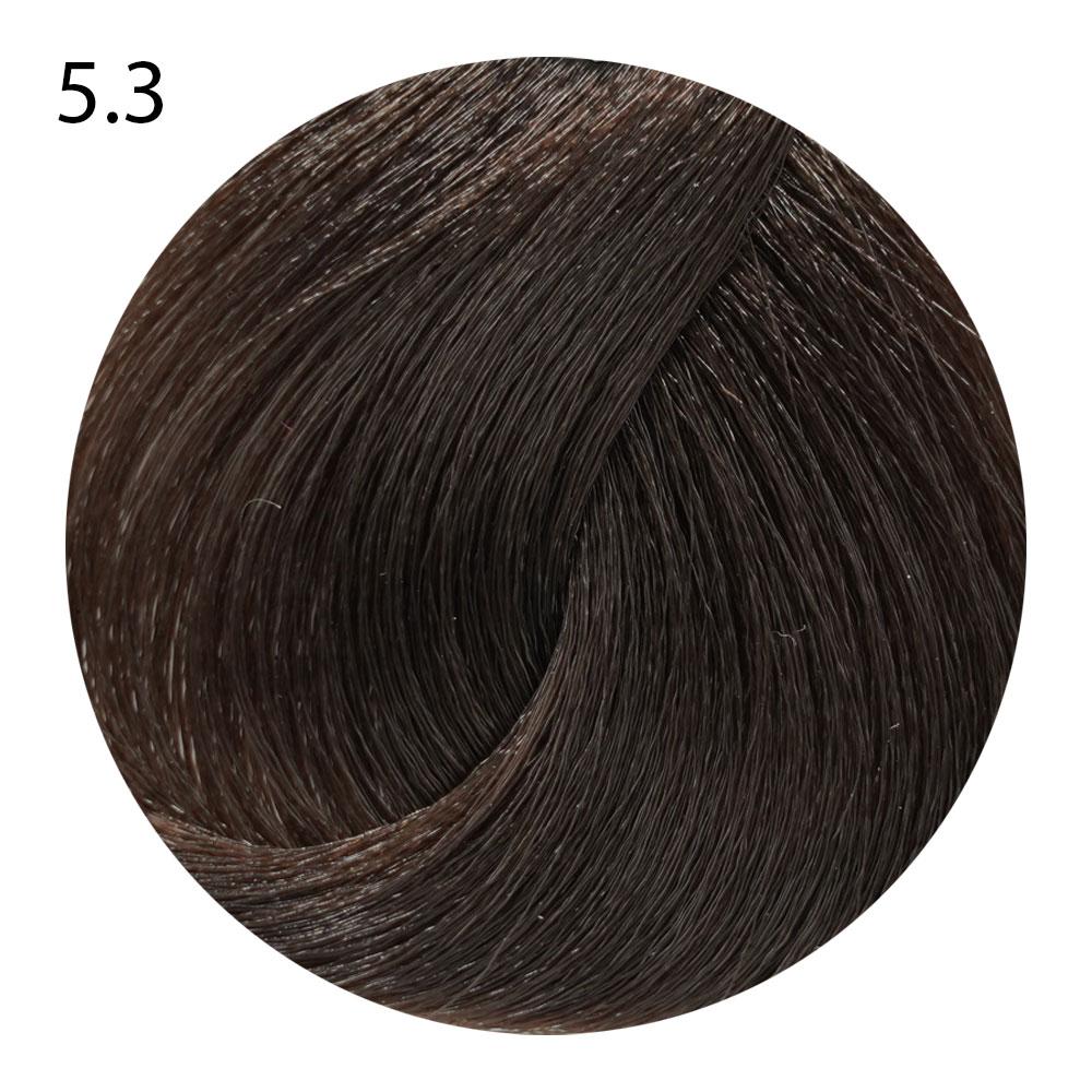 5.3 светло-каштановый золотистый Suprema Color (60 ml)