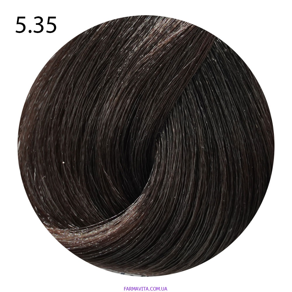 5.35 светло-каштановый шоколадный Suprema Color (60 ml)