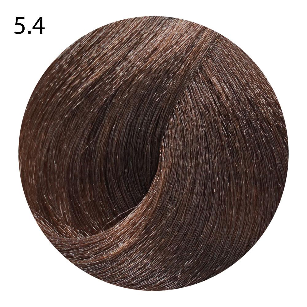 5.4 светло-каштановый медный Suprema Color (60 ml)