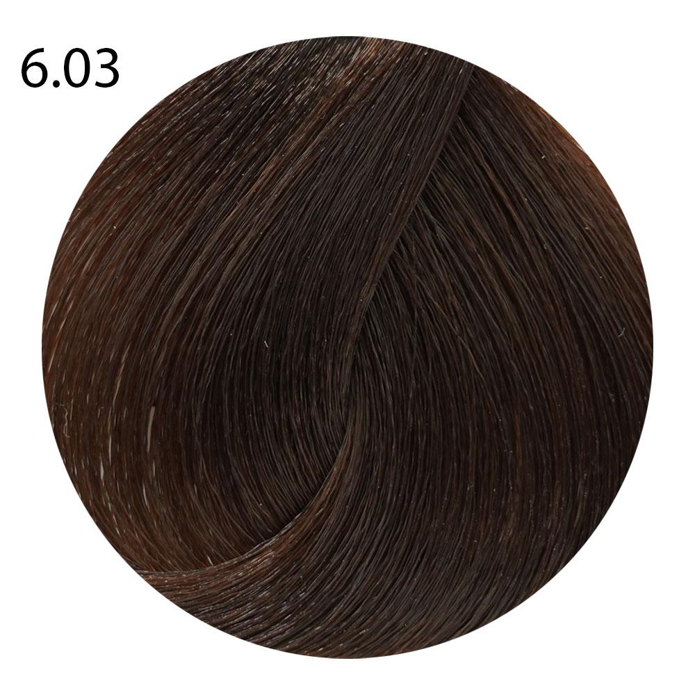6.03 теплый темный блондин Life Color Plus (100 мл)