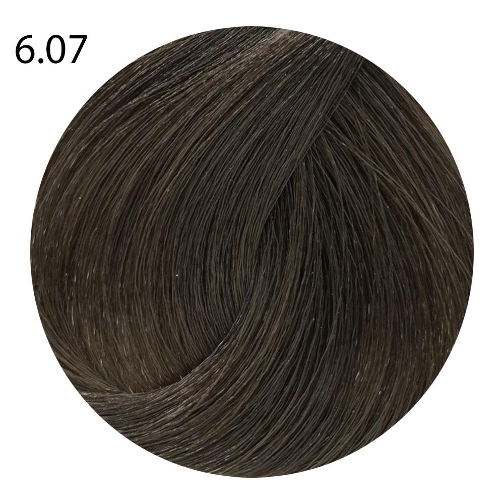 6.07 холодный темный блондин Life Color Plus (100 мл)