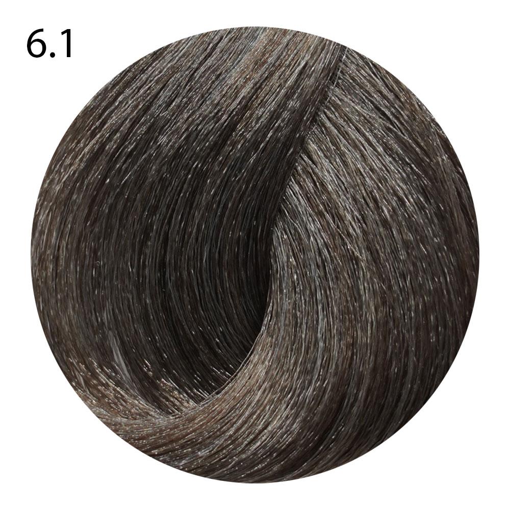 6.1 темный блондин пепельный Suprema Color (60 ml)
