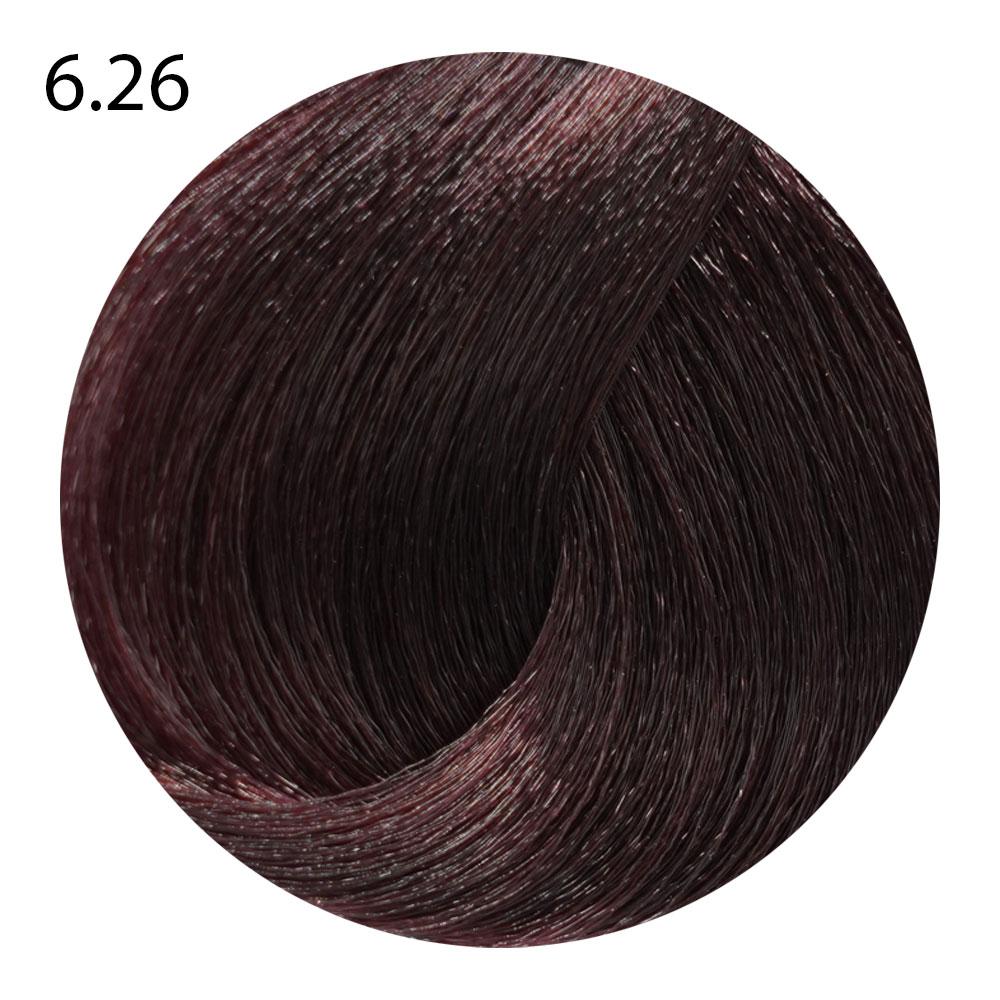 6.26 темный блондин красный ирис Suprema Color (60 ml)