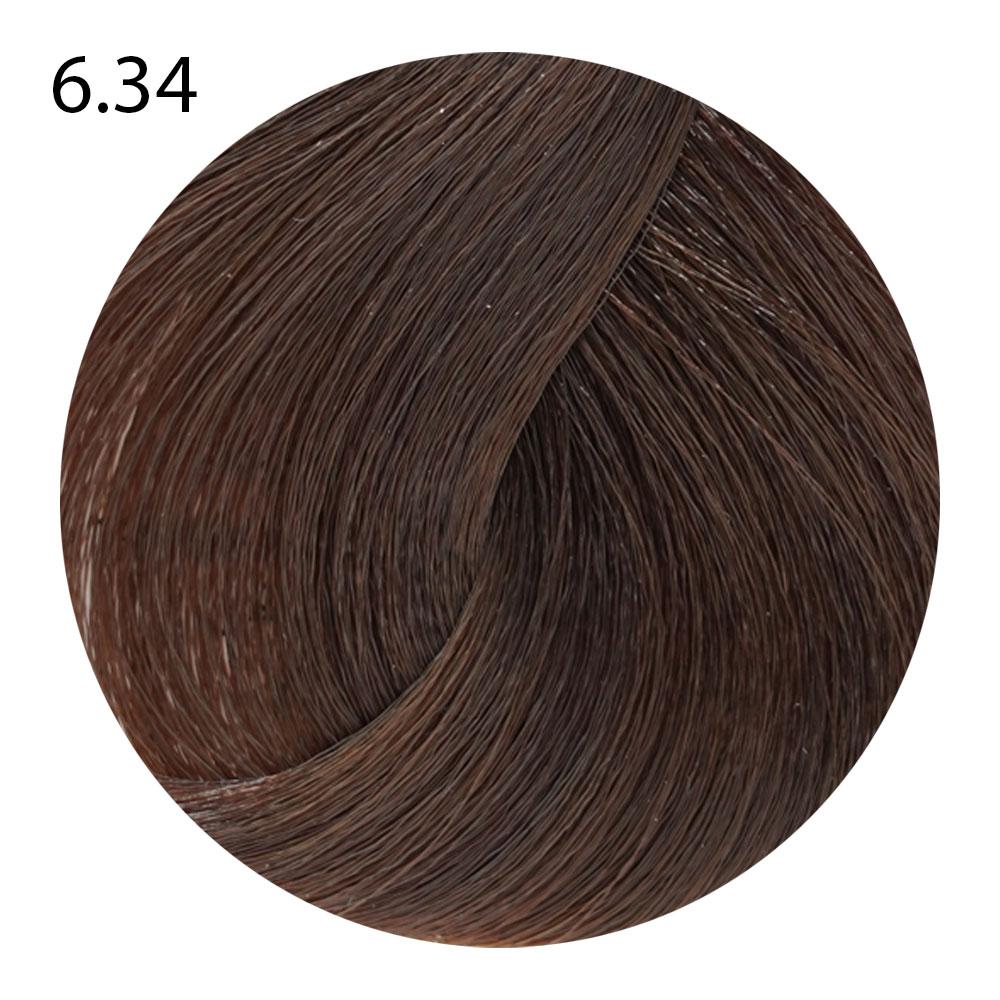 6.34 темный блондин золотисто-медный Life Color Plus (100 мл)