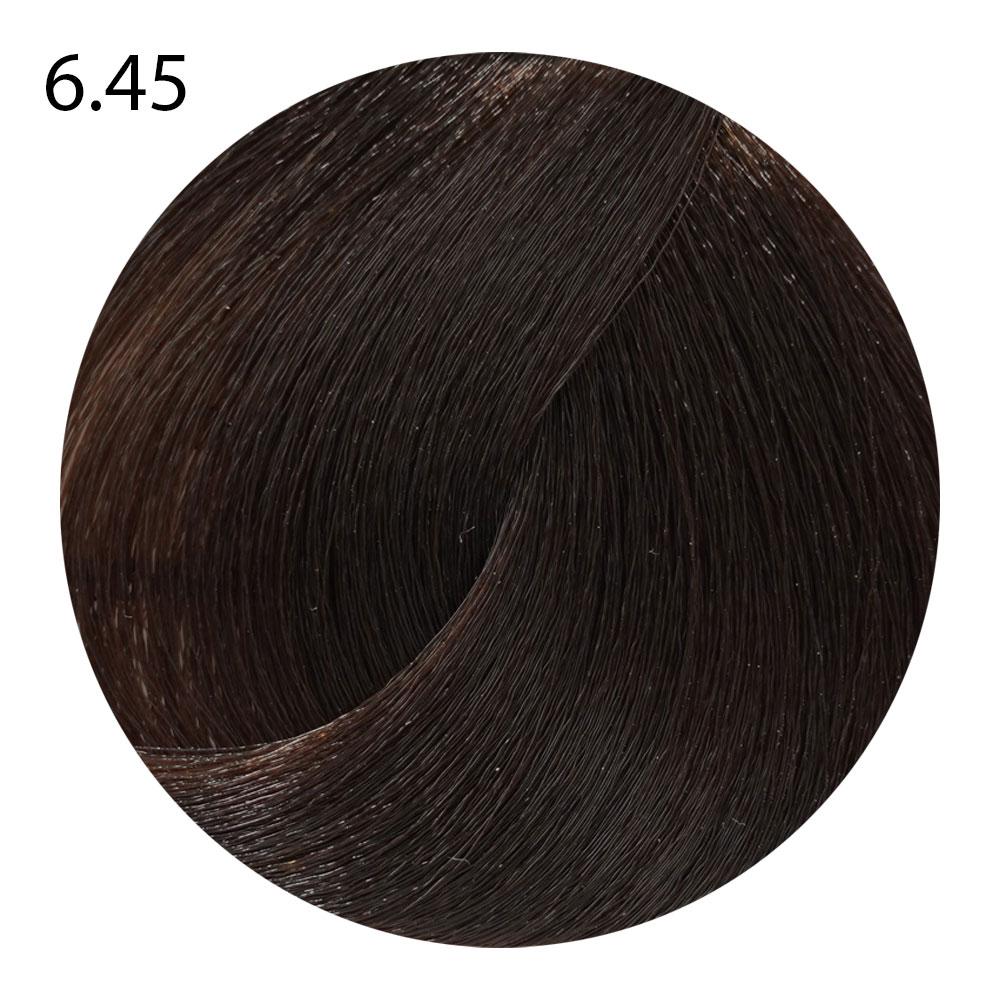 6.45 темный блондин медный Suprema Color (60 ml)