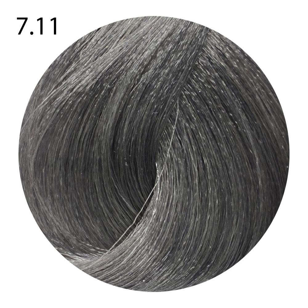 7.11 темный блондин насыщенной Life Color Plus (100 мл)