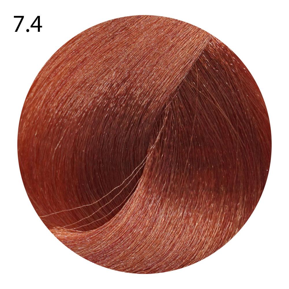 7.4 блондин медный Suprema Color (60 ml)