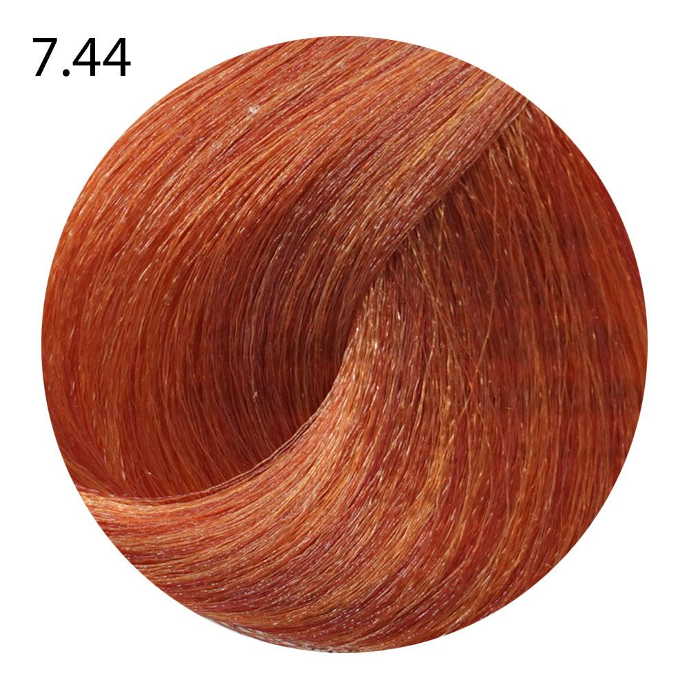 7.44 блондин насыщенный медный Life Color Plus (100 мл)