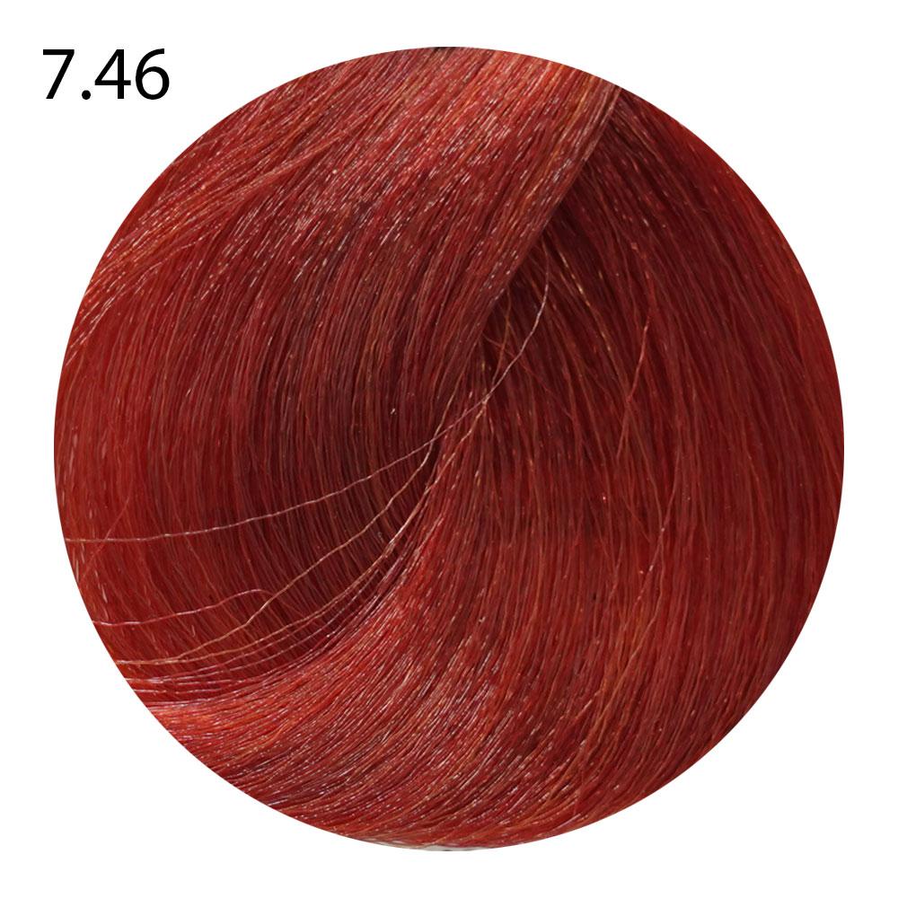 7.46 блондин медно-красный Life Color Plus (100 мл)