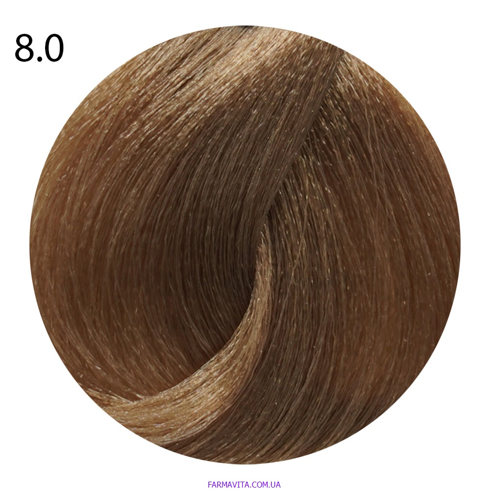 8.0 светлый блондин Suprema Color (60 ml)