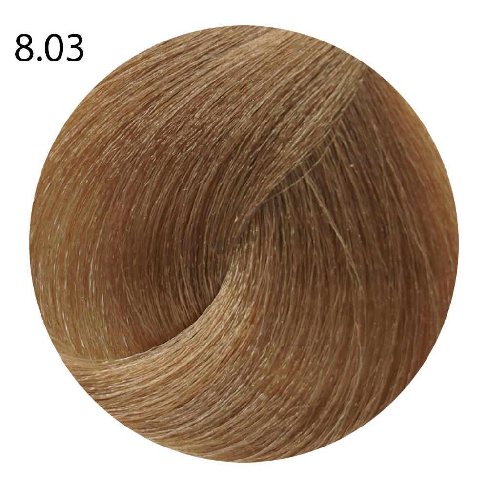 8.03 теплый светлый блондин Life Color Plus (100 мл)