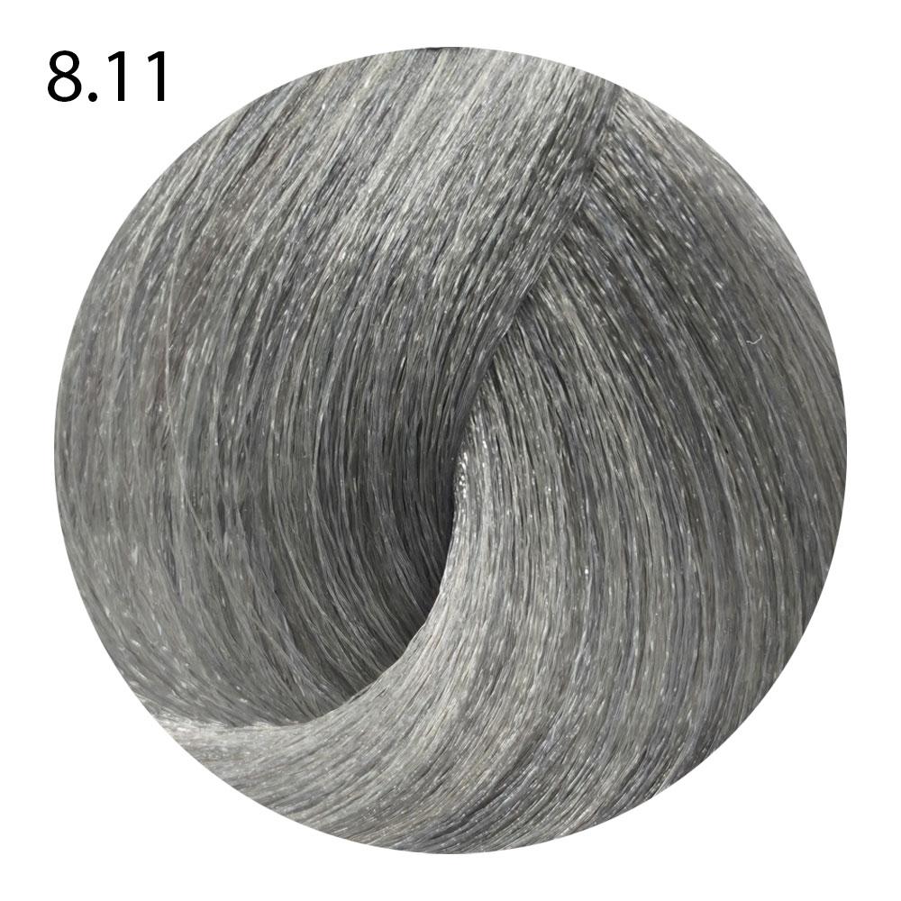 8.11 блондин насыщенно пепельный Suprema Color (60 ml)