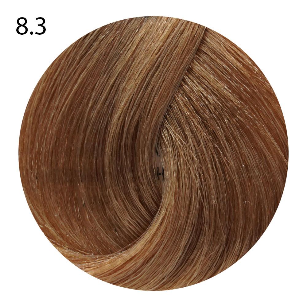 8.3 светлый блондин золотистый Suprema Color (60 ml)