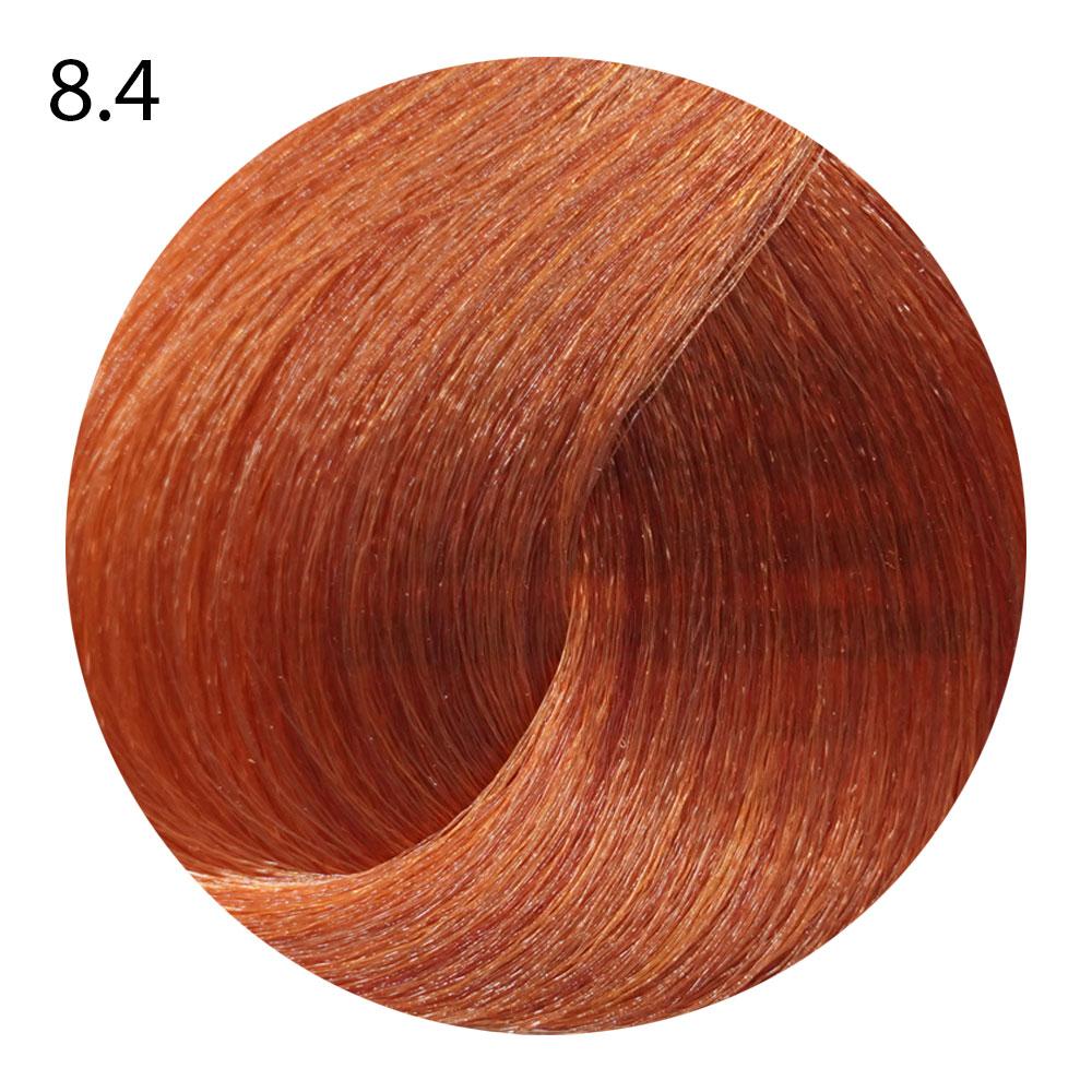 8.4 светлый блондин медный Life Color Plus (100 мл)