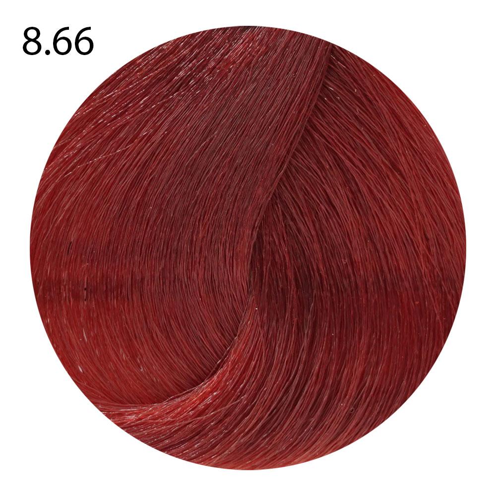 8.66 светлый блондин насыщенный красный Suprema Color (60 ml)