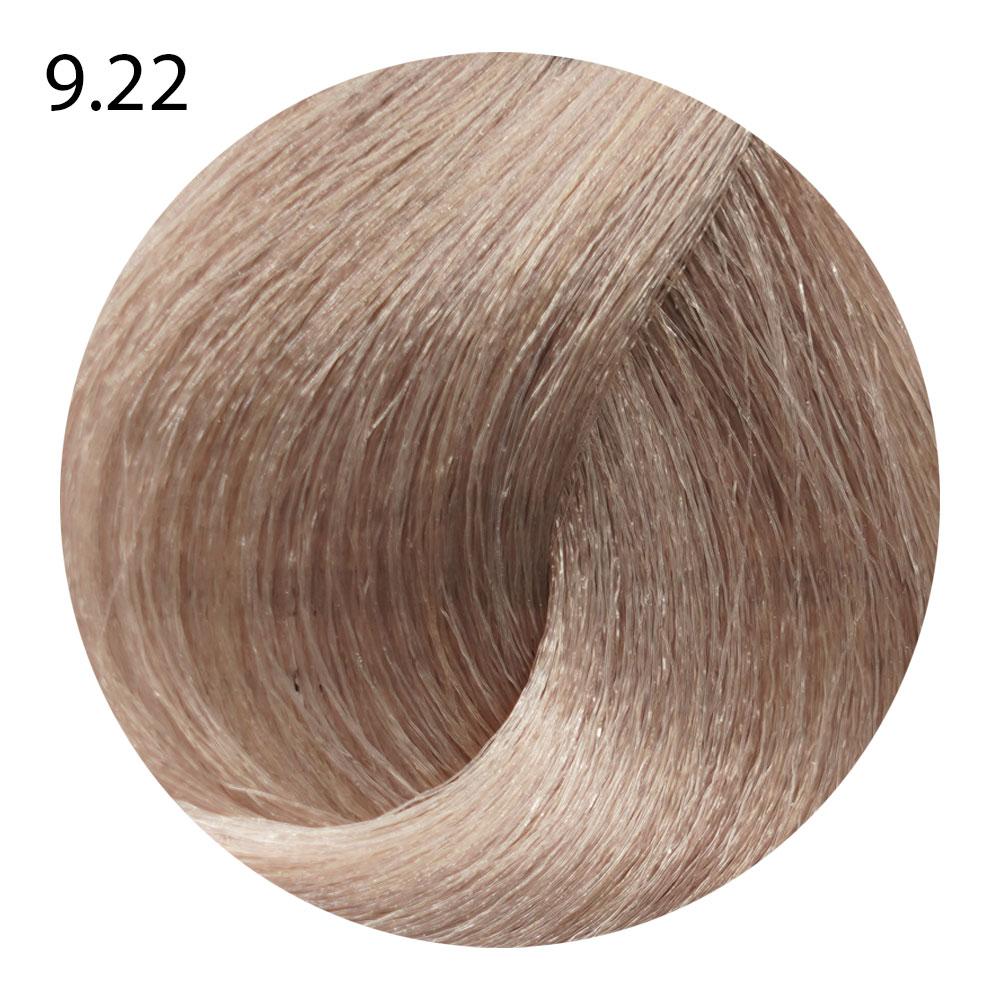 9.22 очень светлый блондин розовый ирис Suprema Color (60 ml)