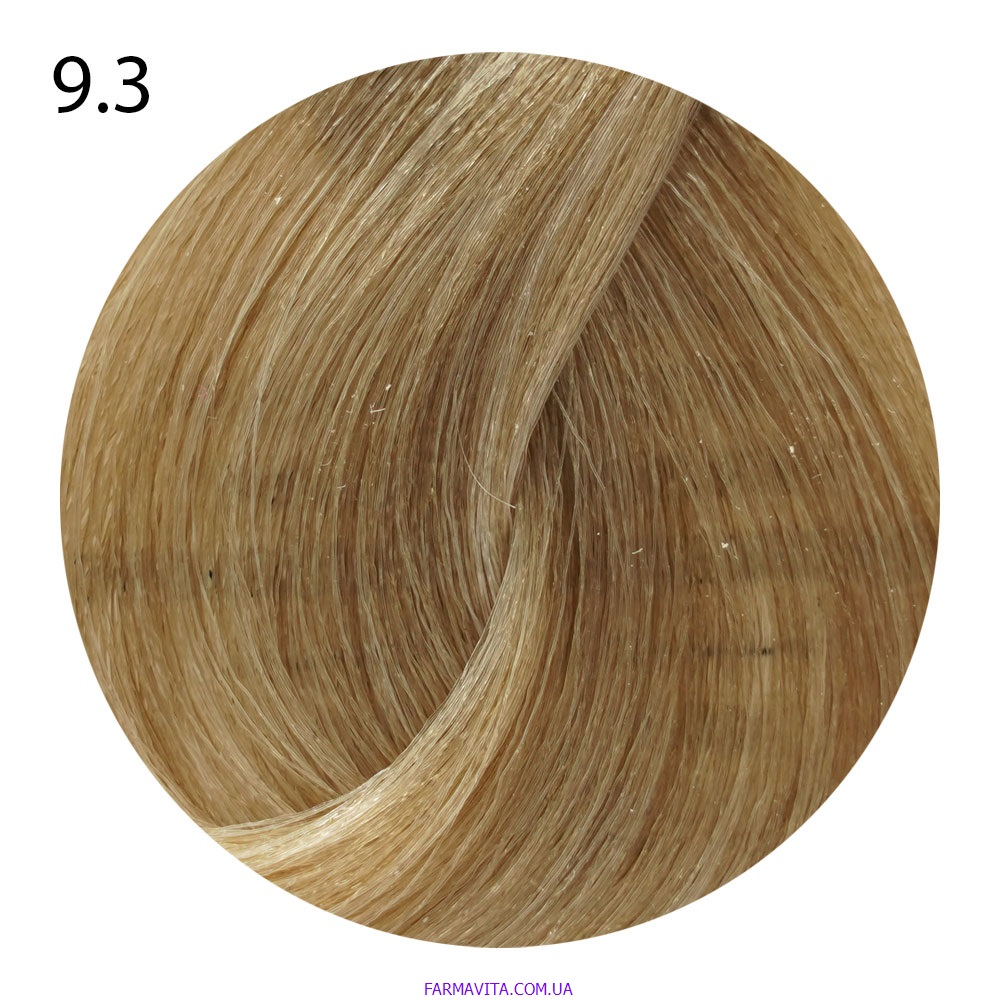 9.3 очень светлый блондин золотистый Life Color Plus (100 мл)