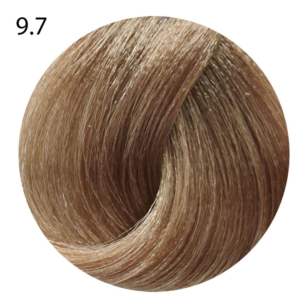 9.7 светлый блондин коричневый кашемир Life Color Plus (100 мл)