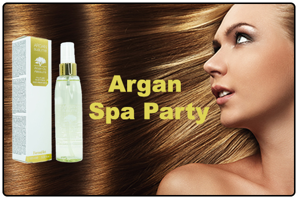 ARGAN SPA PARTY
