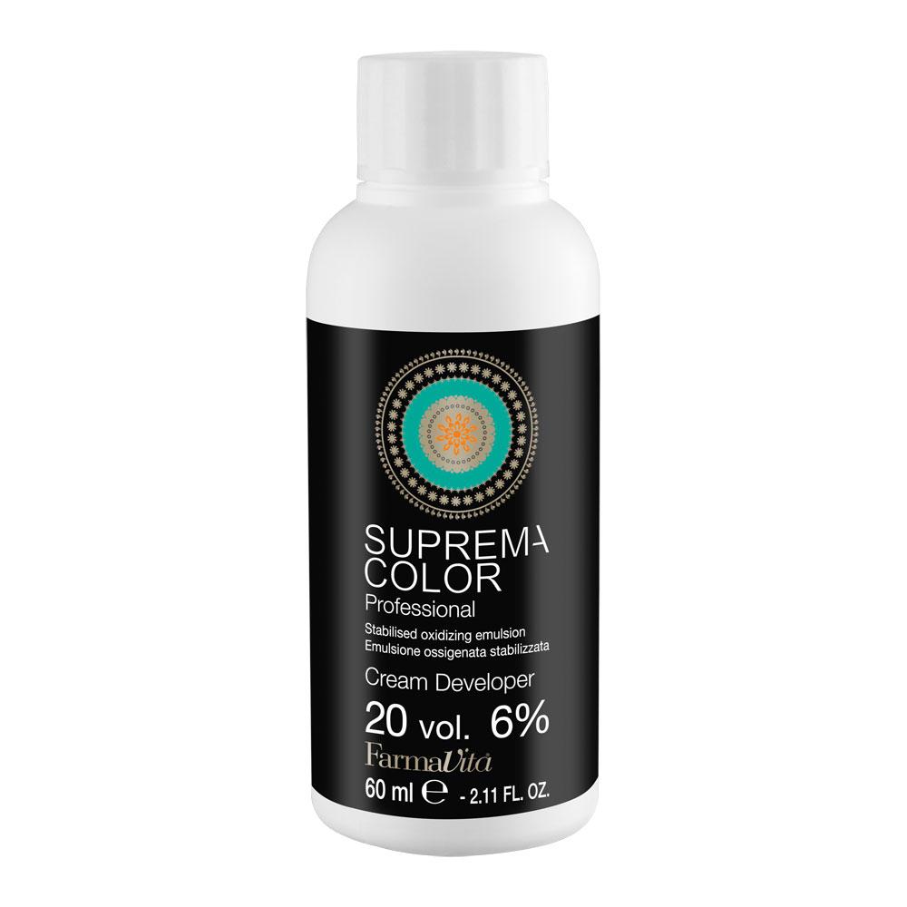 Cream Developer Окисляющая эмульсия 60 ml (6%)