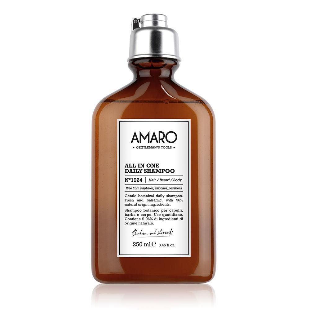 Amaro All in One Daily Шампунь на каждый день 250 ml
