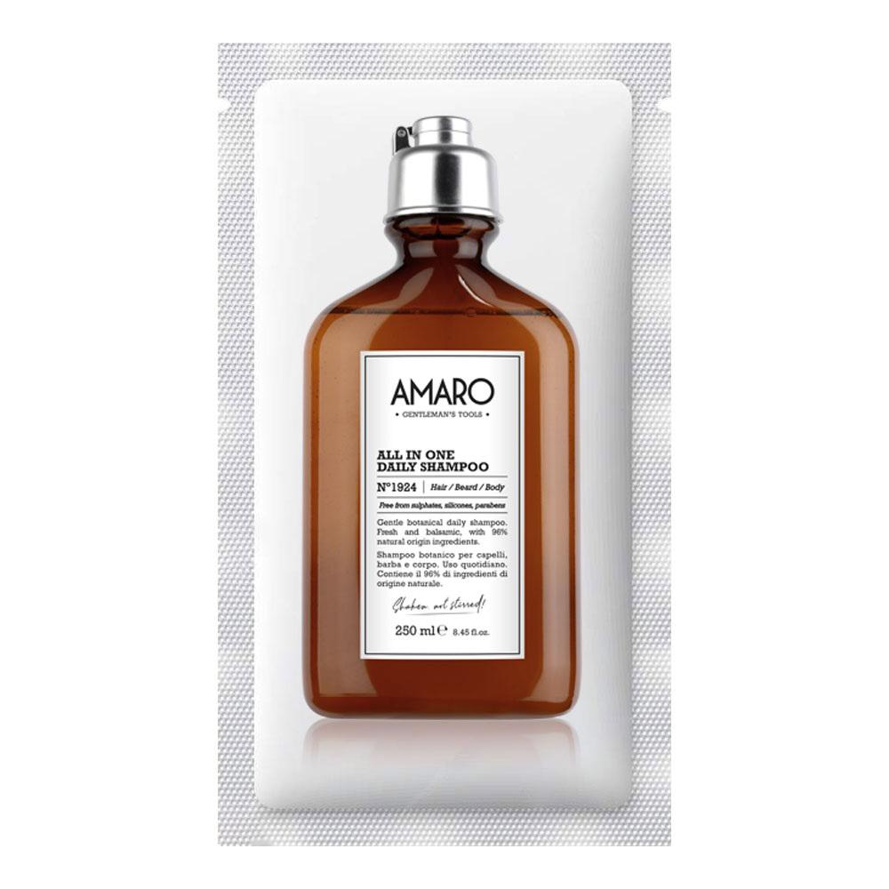 Amaro All in One Daily Шампунь на кожен день 6 ml