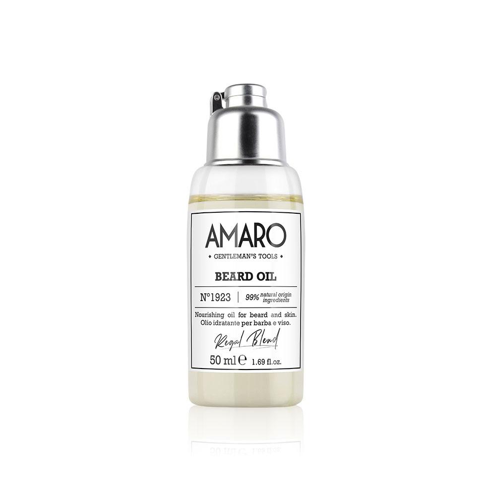 Amaro Beard Oil Масло для бороды 50 ml