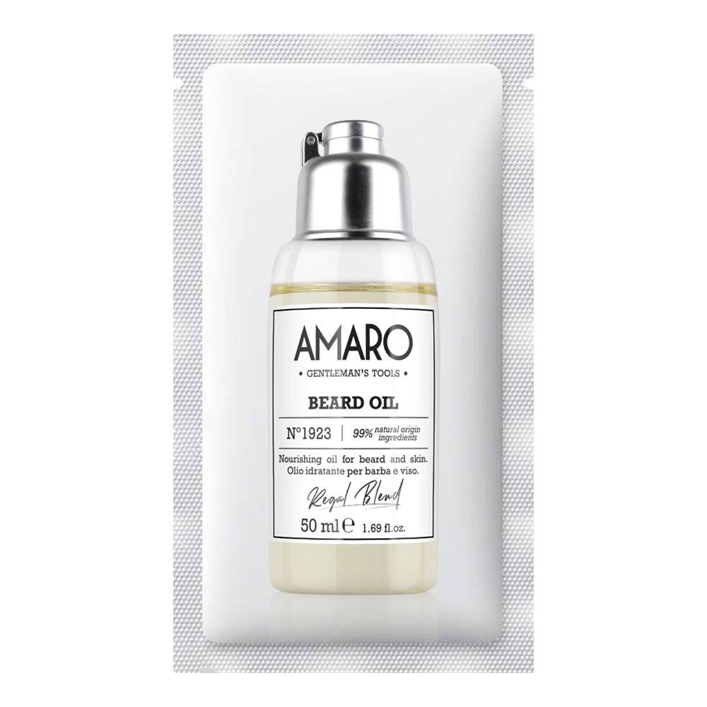 Amaro Beard Oil Масло для бороди 3 ml