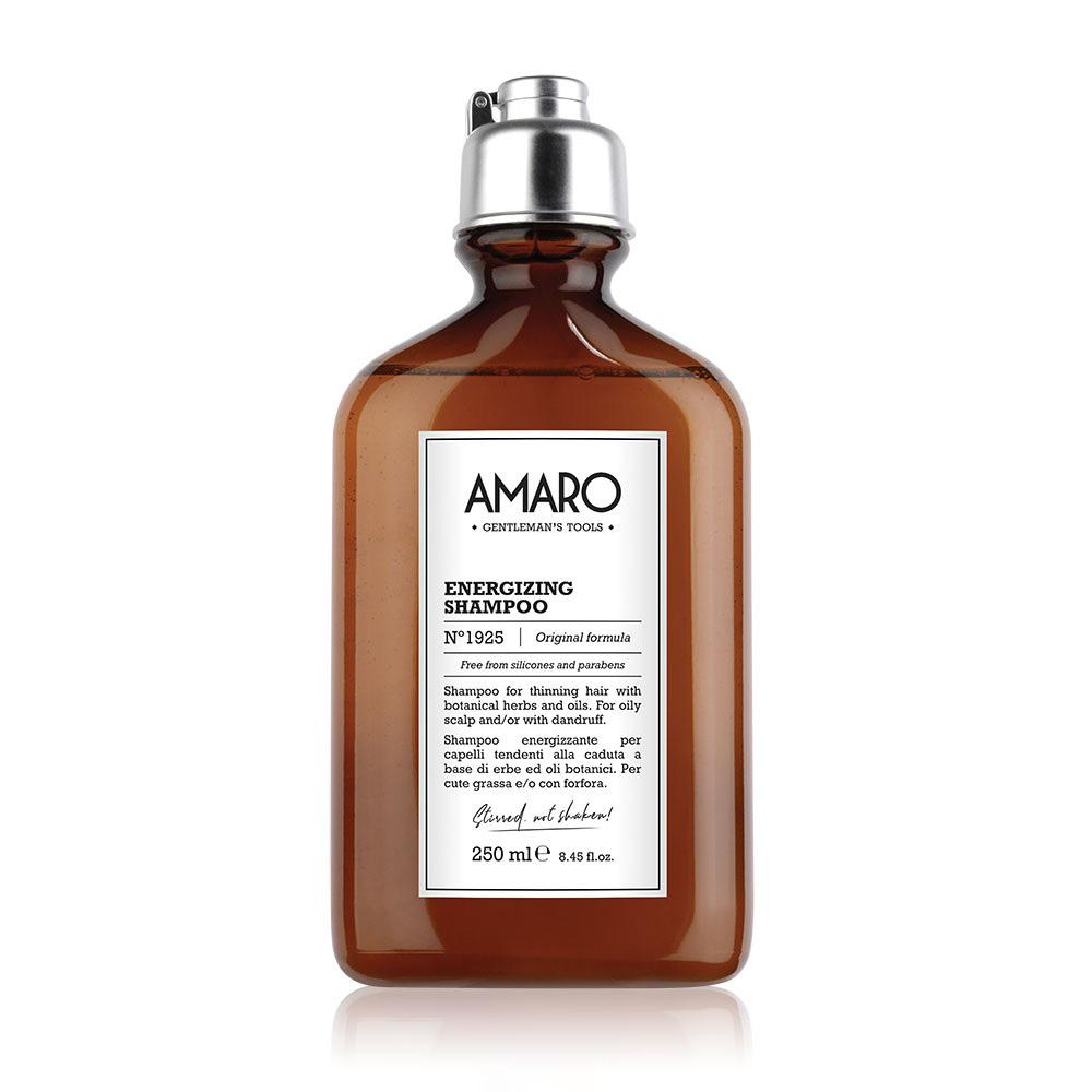 Amaro Energizing Shampoo Энергетический шампунь 250 ml